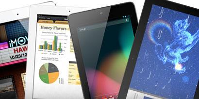 Imagem de Comparação: os melhores tablets de 2012 [tabela] no site TecMundo