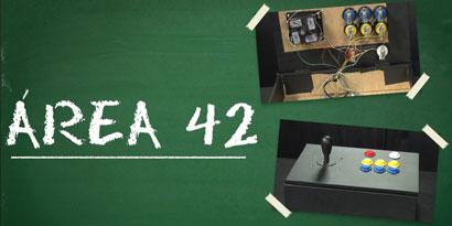 Imagem de Área 42: Como construir um controle arcade [vídeo] no site TecMundo