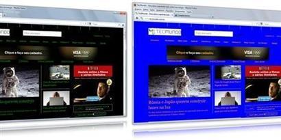 Imagem de Aprenda a mudar as cores do seu navegador e o deixe mais agradável aos olhos no site TecMundo
