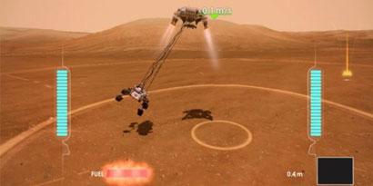 Imagem de NASA lança jogo para Xbox 360 no site TecMundo