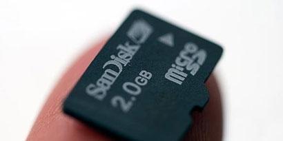 Imagem de Como recuperar a capacidade completa de um cartão SD no site TecMundo