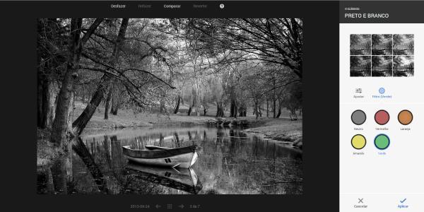 Imagem de Como editar suas fotos pelo Google Plus no site TecMundo