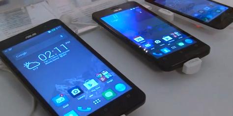Imagem de Primeiras impressões: ASUS ZenFone 4, ZenFone 5 e ZenFone 6 [vídeo] no site TecMundo