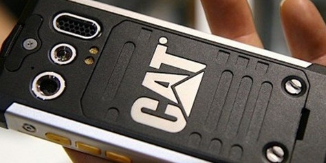 Imagem de Cat B100: o novo celular contra acidentes da Caterpillar no site TecMundo