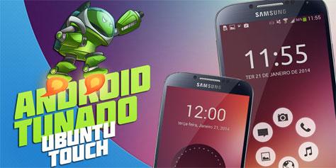 Imagem de Android Tunado: Ubuntu Touch [vídeo] no site TecMundo