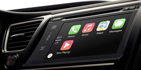 Imagem de CarPlay: Apple lança versão do iOS para carros no site TecMundo
