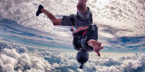 Imagem de Veja 12 filmagens com a GoPro que são de dar infarto no site TecMundo