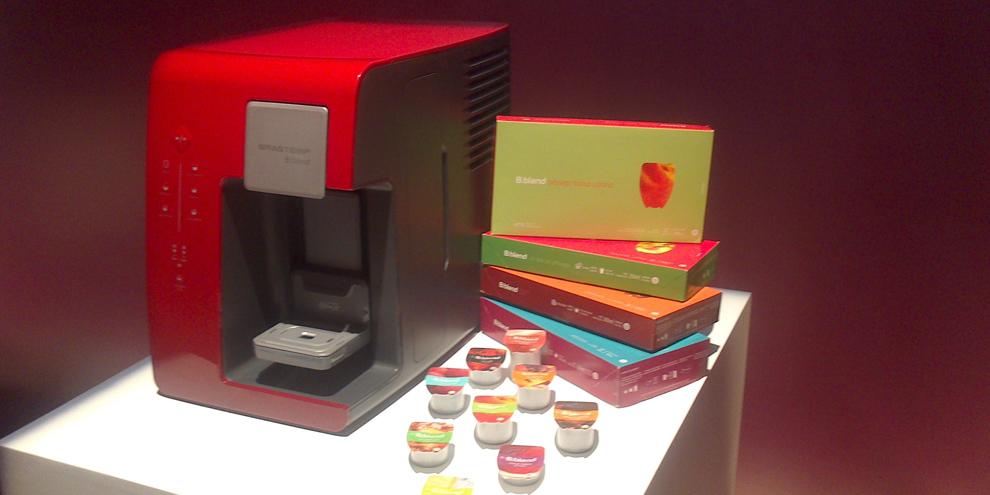 Imagem de Conheça a B.blend, uma máquina criada para fazer todo tipo de bebida no site TecMundo