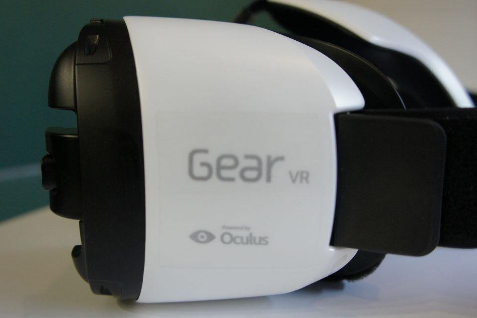 """Imagem de Hands On: testamos o Gear VR, o """"Oculus Rift"""" da Samsung no site TecMundo"""