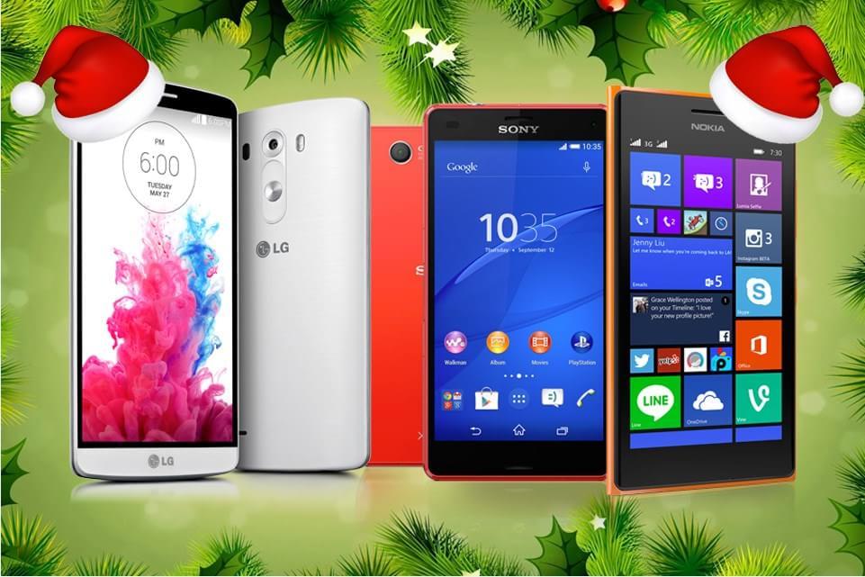 Imagem de Último dia: é hora de conferir 3 celulares com excelentes ofertas no Natal no site TecMundo