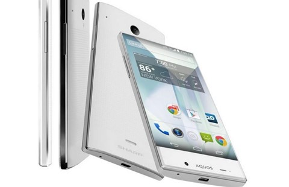 """Imagem de Aquos Crystal é o celular sem bordas e com """"tela alto-falante"""" [vídeo] no site TecMundo"""