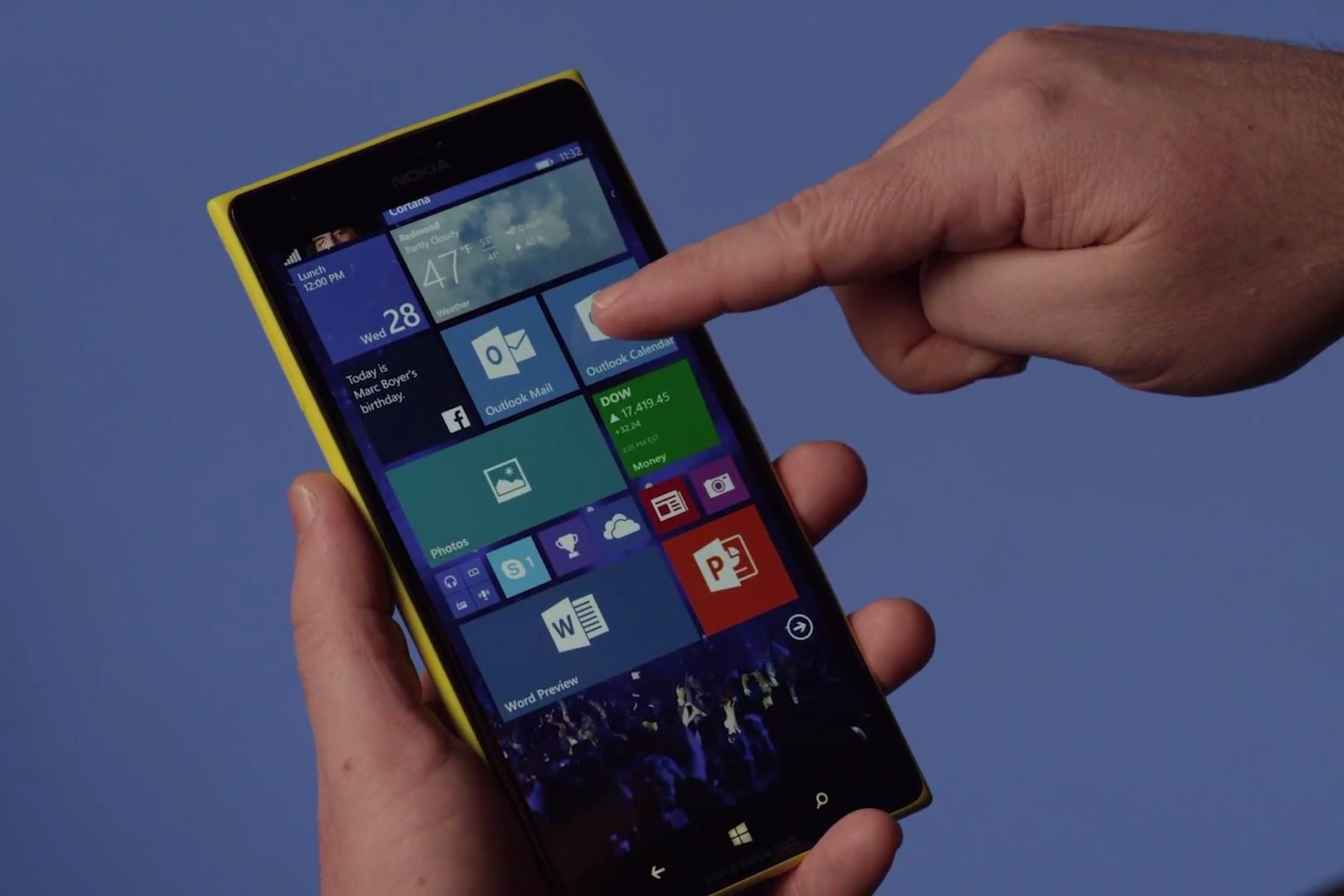 Imagem de Saiu! Windows 10 para celulares já está disponível para alguns Lumia no site TecMundo