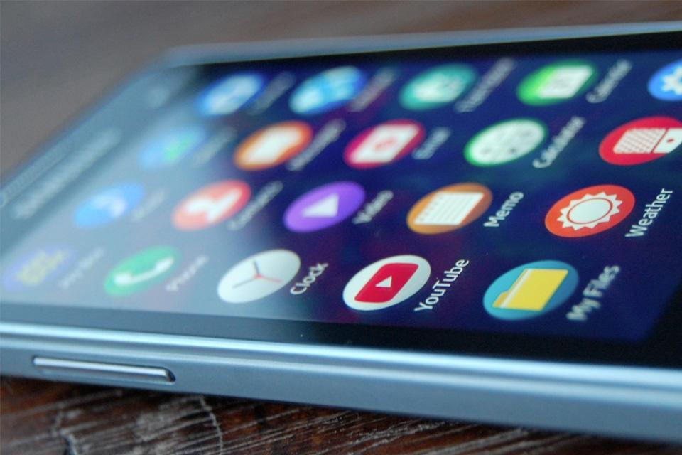 Imagem de Nova interface TouchWiz sofreu grande influência do sistema Tizen no site TecMundo