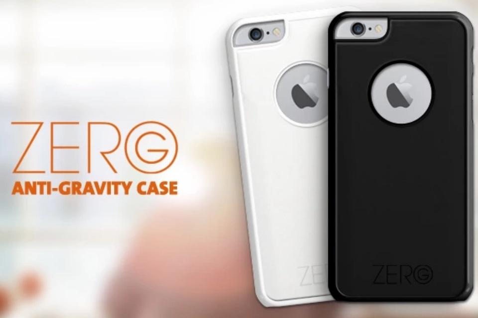 Imagem de Zero G: o case 'antigravidade' para iPhones no site TecMundo