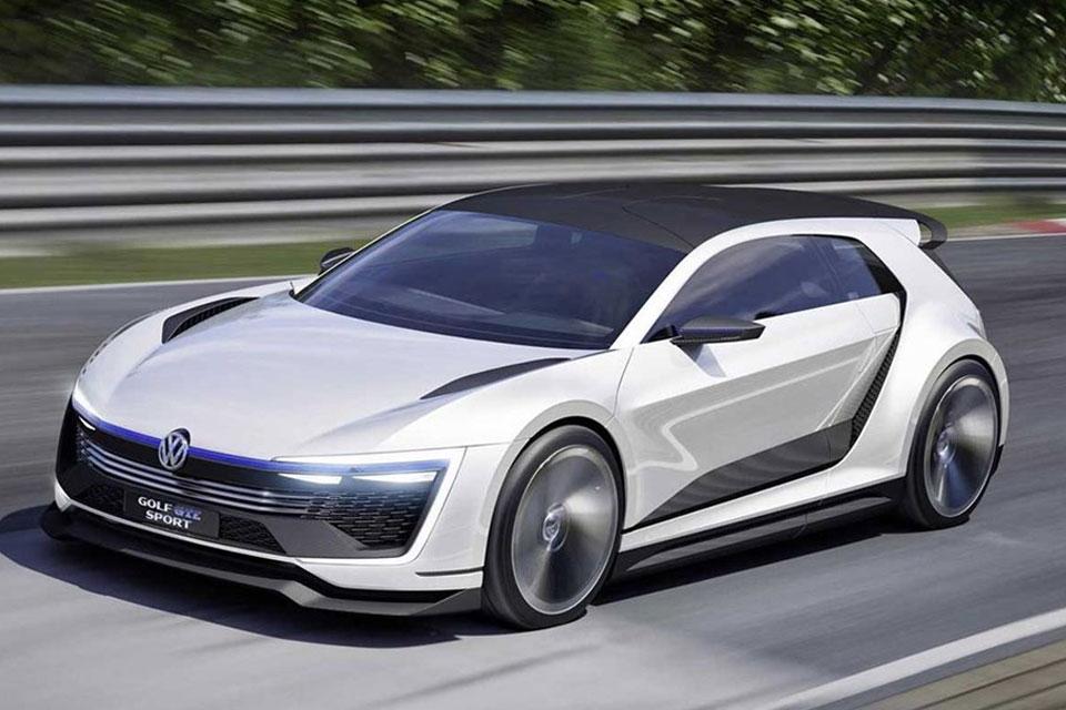 Imagem de Com visual insano, Golf GTE Sport é apresentado pela Volkswagen no tecmundo