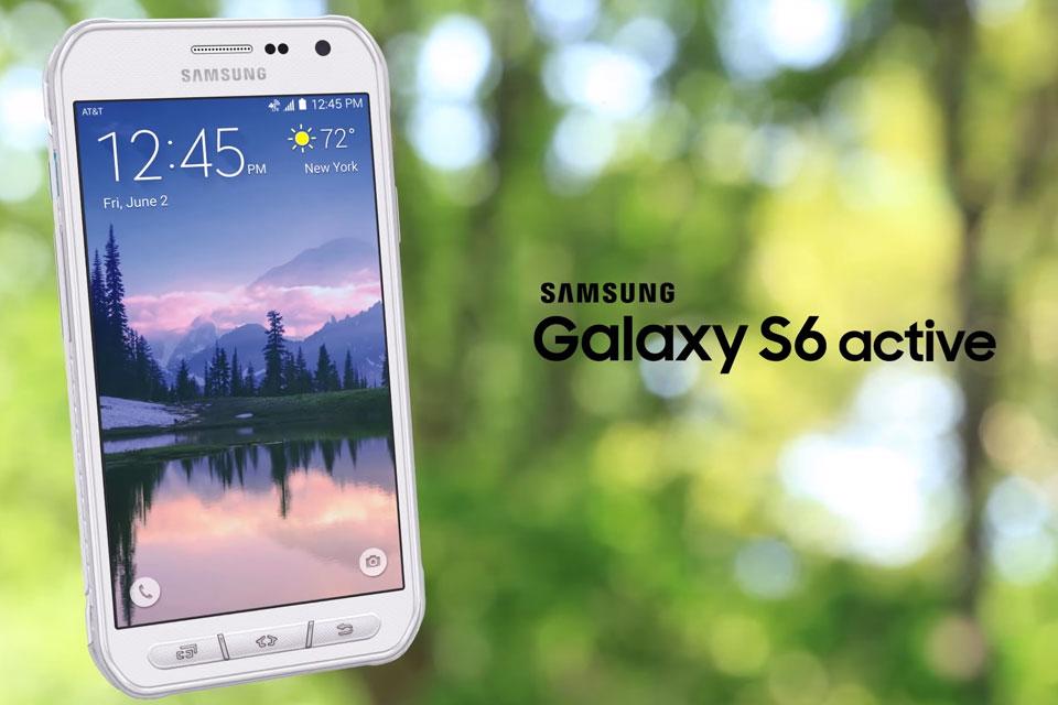Imagem de Galaxy S6 Active é oficialmente anunciado; confira as especificações no tecmundo
