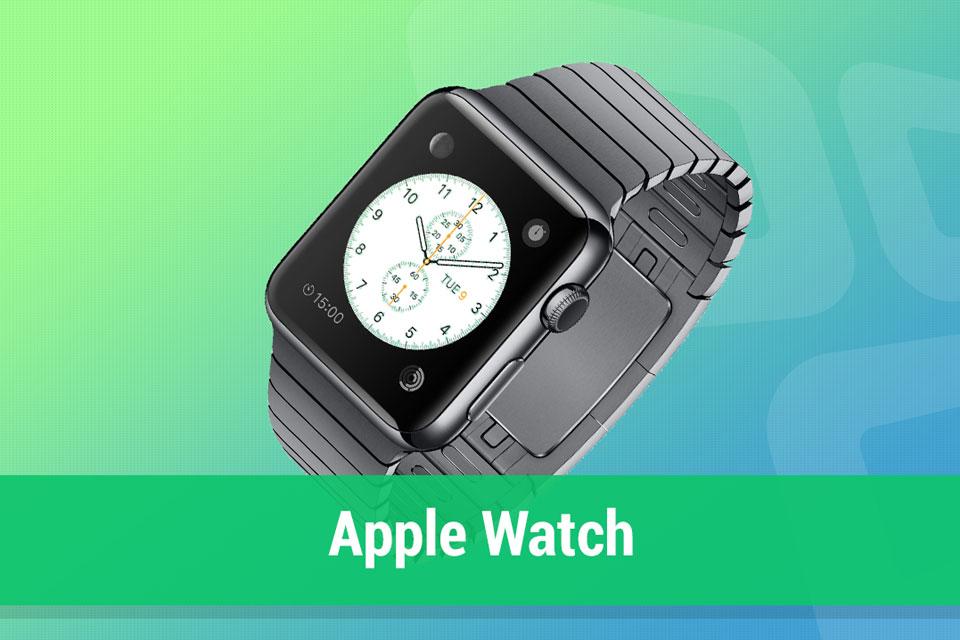 Imagem de Análise: smartwatch Apple Watch [vídeo] no tecmundo