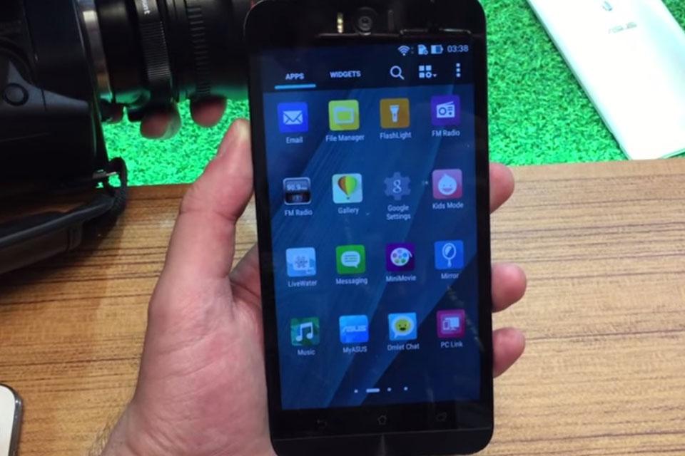 Imagem de Primeiras impressões: testamos o smartphone ASUS Zenfone Selfie [vídeo] no tecmundo