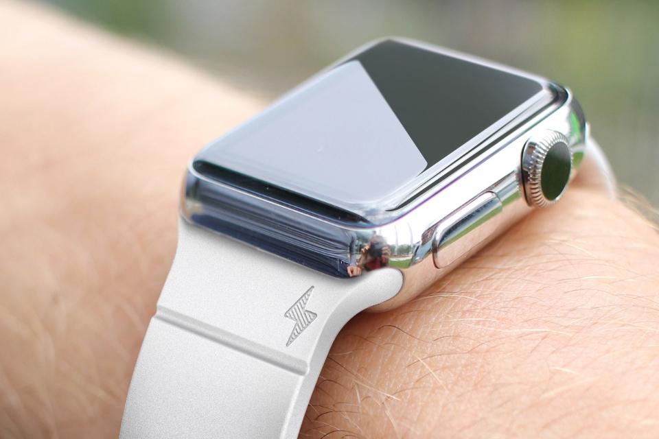 Imagem de Pulseira que carrega bateria do Apple Watch é finalmente confirmada no tecmundo