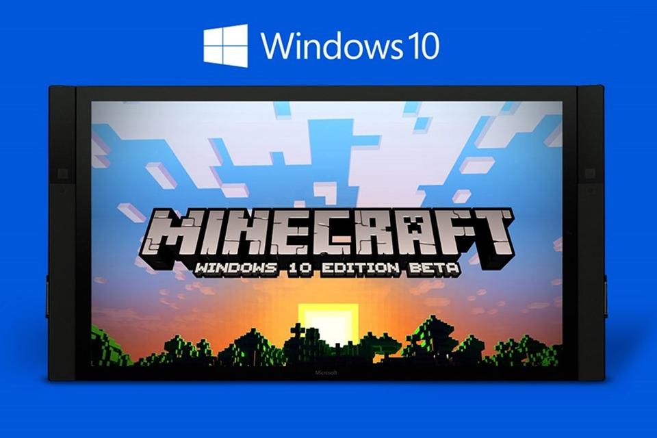 Imagem de Usuários do Windows 10 terão novo Minecraft de graça no tecmundo