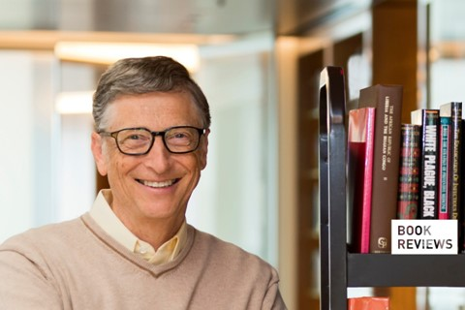 Imagem de 10 livros que Bill Gates quer que você leia no tecmundo
