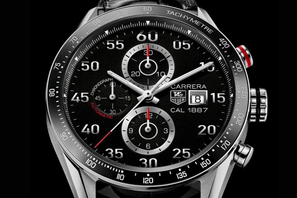 Imagem de Relógio de luxo da Tag Heuer com Android Wear ganha data de chegada e preço no tecmundo