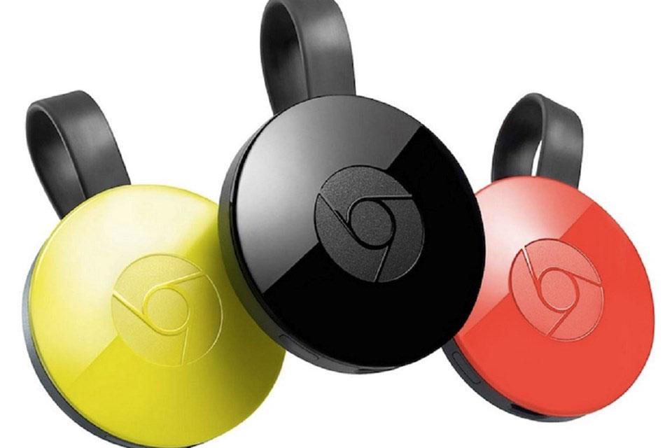 Imagem de Chromecast pode se transformar até em console de videogame no tecmundo