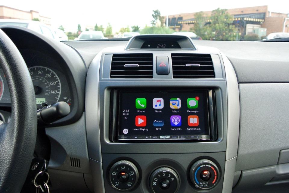 Imagem de CES 2016: Pioneer revela nova linha de painéis compatíveis com CarPlay no tecmundo