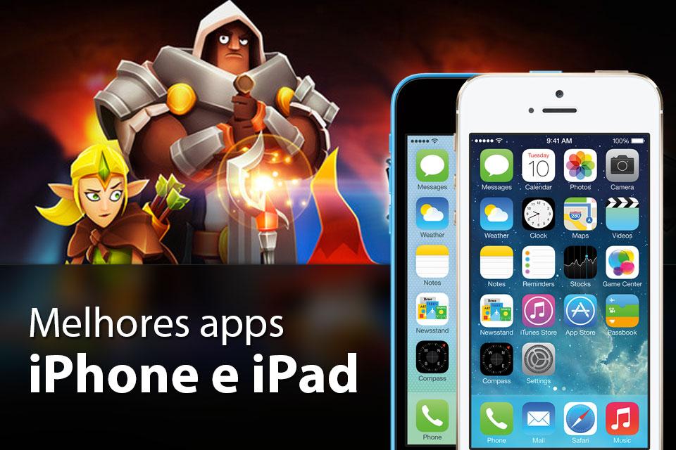 Imagem de Melhores apps e jogos para iPhone e iPad: 07/01/2016 no tecmundo