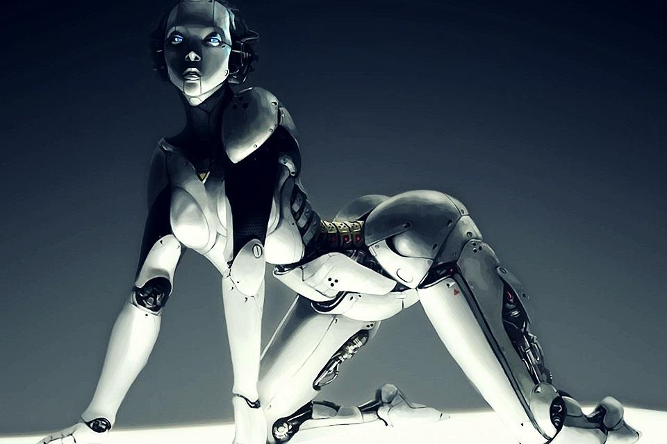 Imagem de Fazer sexo com robôs pode ser tornar realidade (e natural!) muito em breve no tecmundo