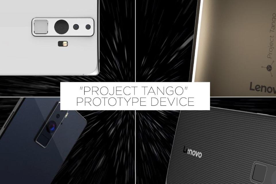 Imagem de Lenovo vai colocar o primeiro smartphone com Project Tango no mercado no tecmundo