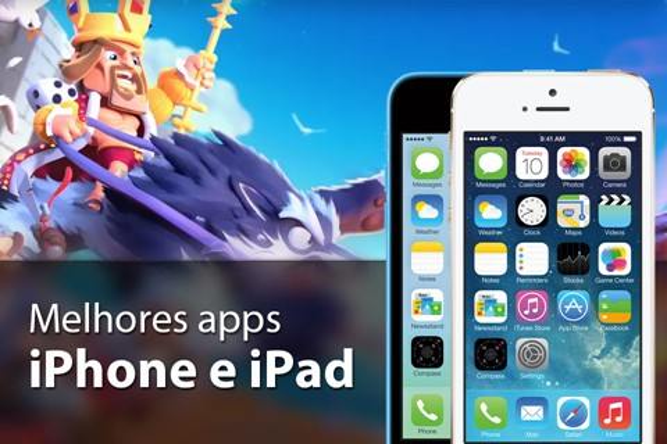 Imagem de Melhores apps e jogos para iPhone e iPad: 15/01/2016 no tecmundo