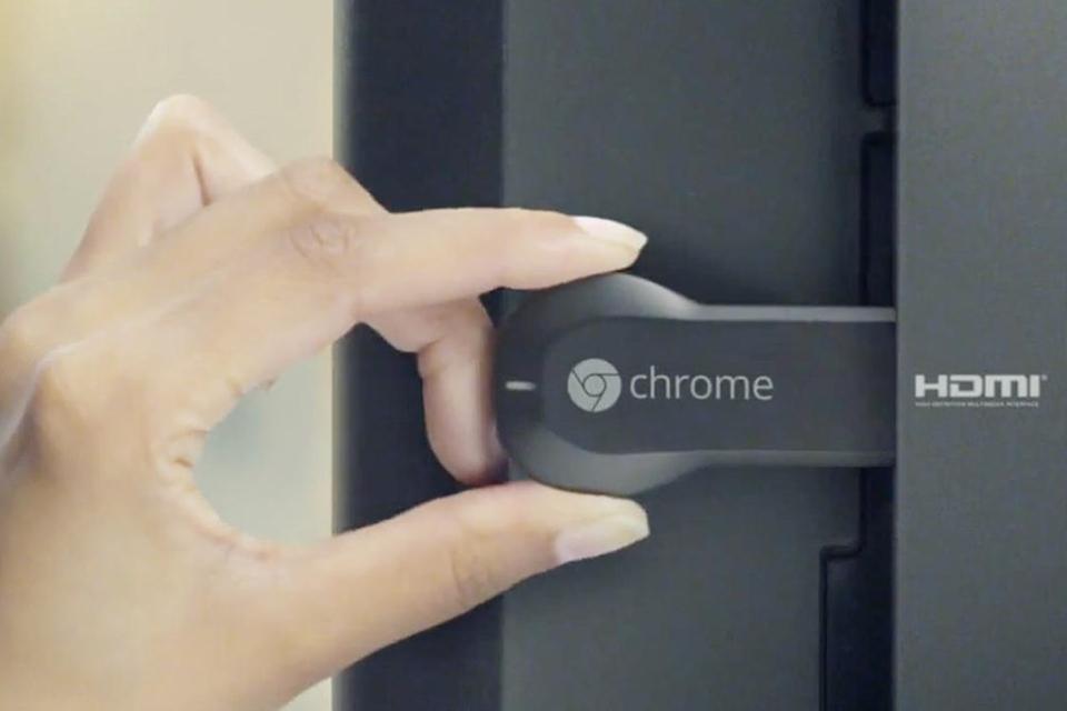 Imagem de TVs com Chromecast embutido serão lançadas pela Google e Vizio  [rumor] no tecmundo