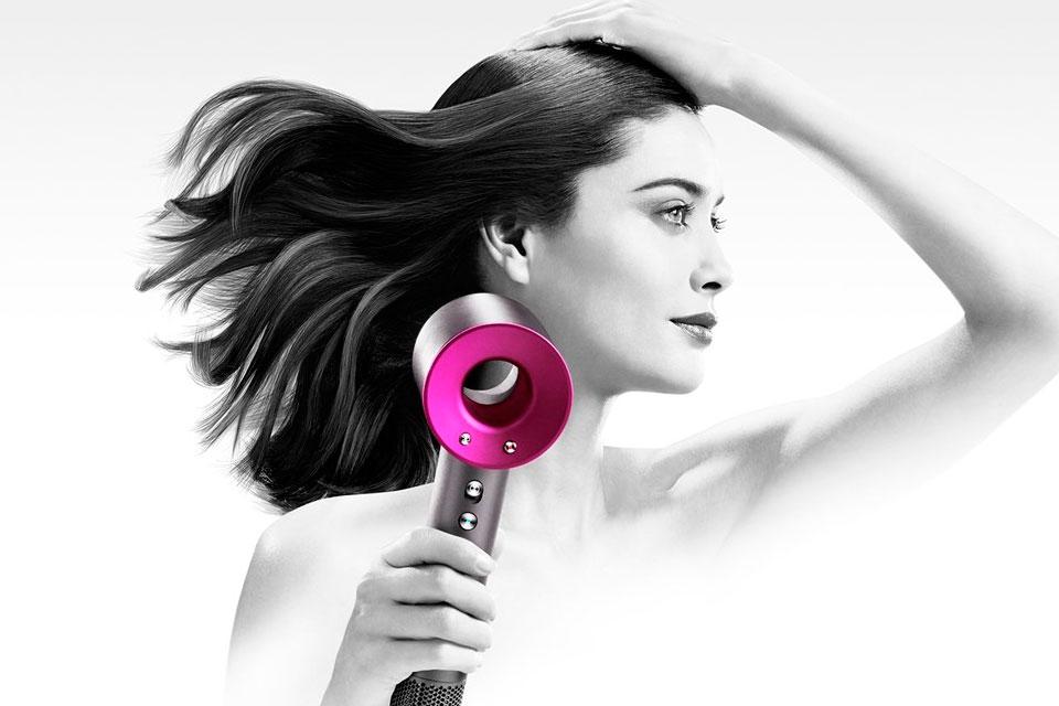 Imagem de Dyson Supersonic: conheça o primeiro secador de cabelo sem lâminas do mundo no tecmundo