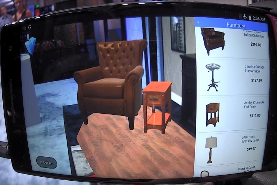 Imagem de App de decoração baseada no Tango facilita e muito a compra de móveis no tecmundo