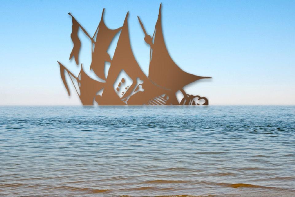 Imagem de Pirate Bay foi chutado e não é mais o 'Rei dos Torrents' no tecmundo