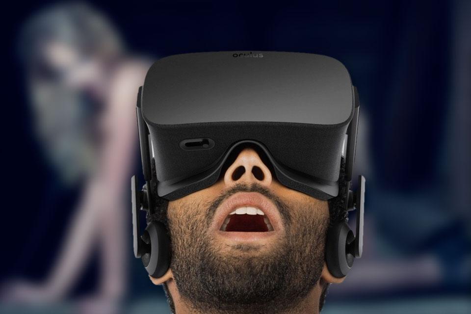 """Imagem de Buscas por """"pornô em VR"""" crescem quase 10.000% no Google no tecmundo"""