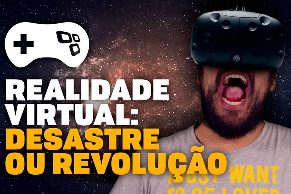 Imagem de Realidade virtual: desastre ou revolução? O que ganhamos e o que perdemos? no tecmundo
