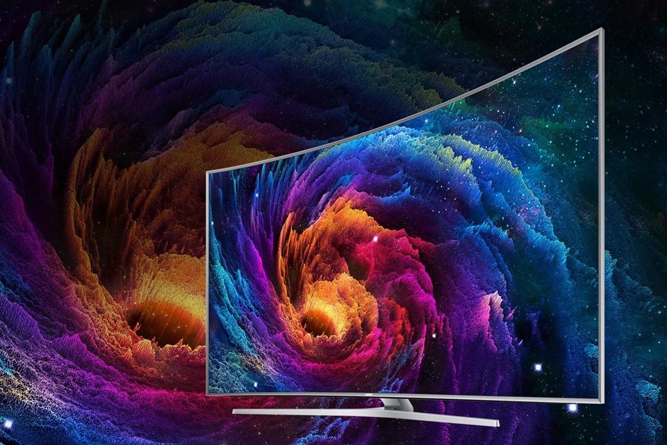 Imagem de TV SUHD da Samsung com Pontos Quânticos será lançada no fim de julho no tecmundo