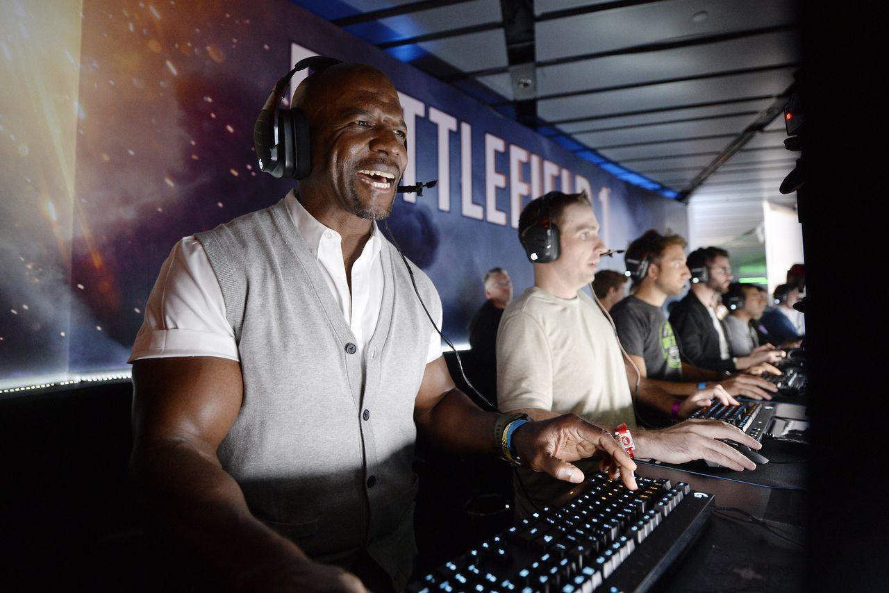 Imagem de Terry Crews compartilha o prazer e frustração de montar o seu PC Gamer no tecmundo