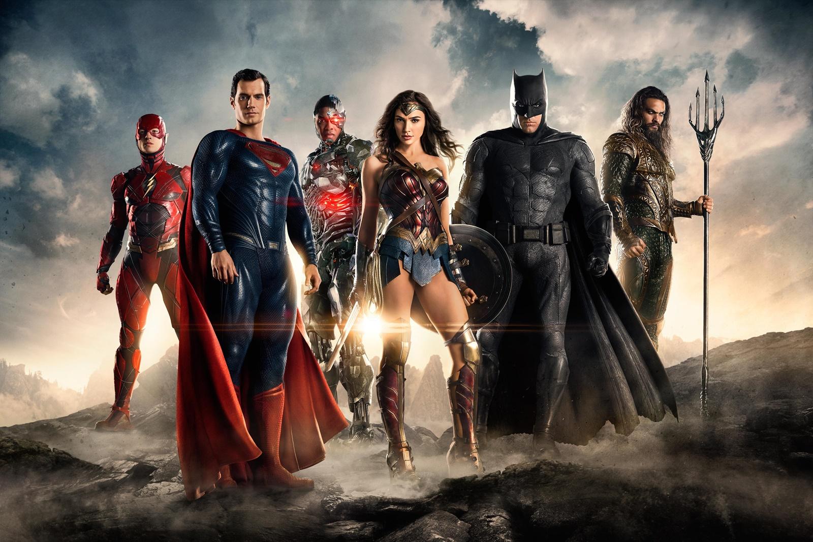 Imagem de Warner revela novos símbolos dos integrantes da Liga da Justiça; confira no tecmundo