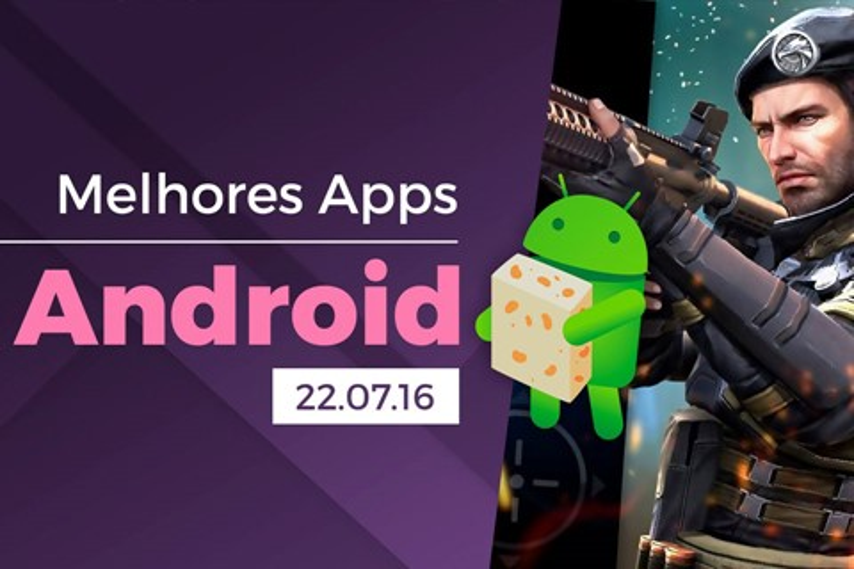 Imagem de Melhores apps para Android: 22/07/2016 [vídeo] no tecmundo