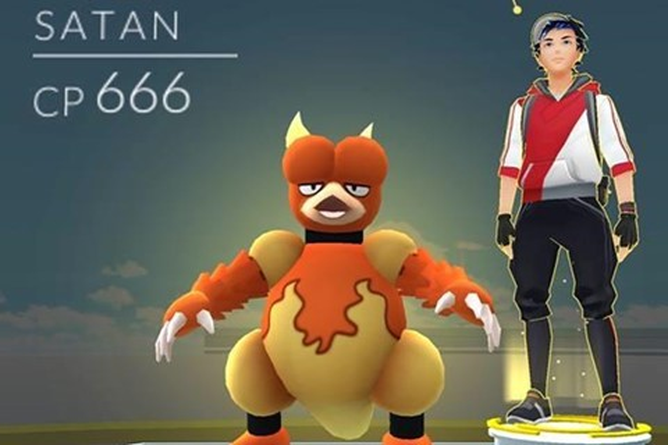 """Imagem de Pelo fim da homofobia, """"Satã"""" agora defende igreja em Pokémon GO no tecmundo"""