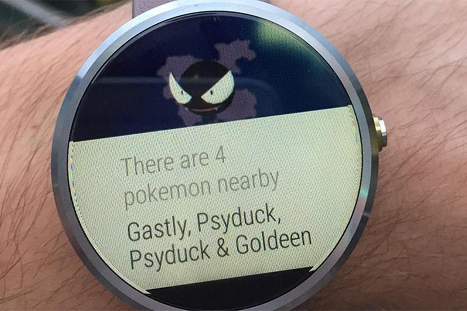 Imagem de Jogadores utilizam app e smartwatch para saber quando há Pokémons por perto no tecmundo