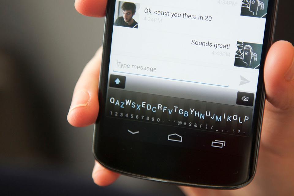 """Imagem de 5 teclados """"diferentões"""" que vão combinar muito bem como o seu Android no tecmundo"""