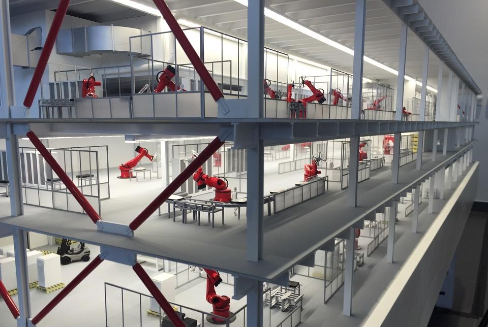 Imagem de Gigafactory: conheça a fábrica da Tesla, a maior do mundo no tecmundo