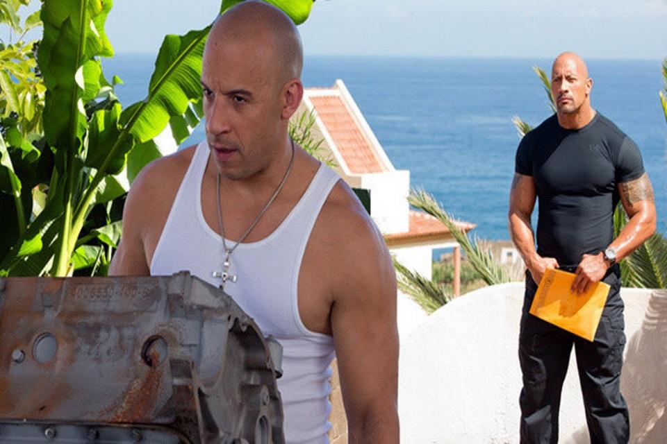 Imagem de Velozes e Furiosos 8: bronca entre Dwayne Johnson e Vin Diesel continua no tecmundo