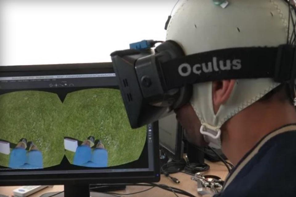 Imagem de Exoesqueleto brasileiro usa VR para ajudar na recuperação de paraplégicos no tecmundo