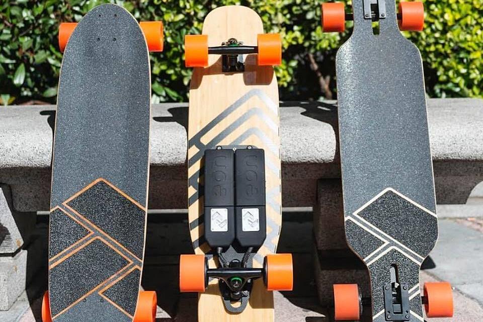 Imagem de Conheça o motor elétrico que pode fazer com que seu skate chegue a 35 km/h no tecmundo