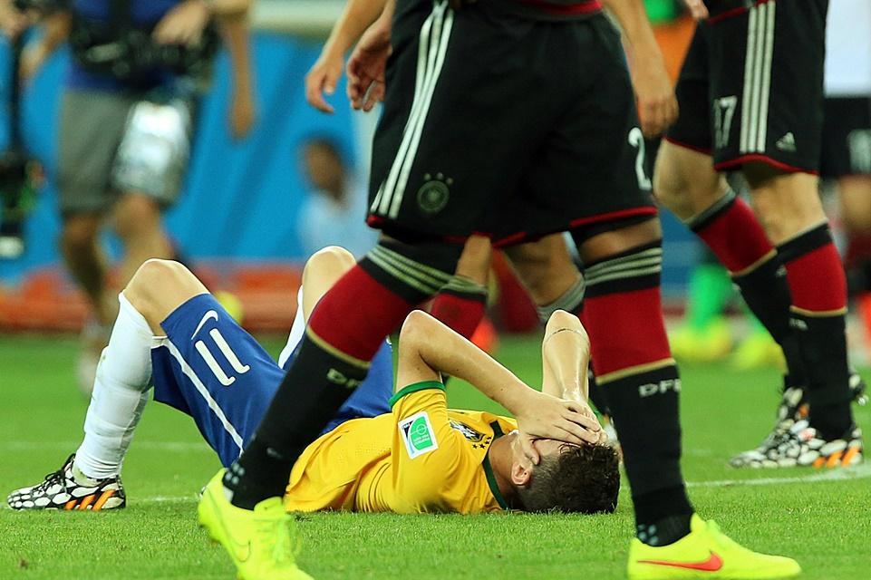 Imagem de 7x1 no Rio? Final entre Brasil e Alemanha faz Twitter explodir em memes no tecmundo